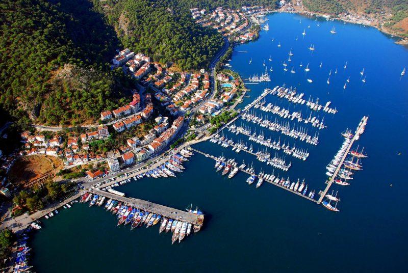 Göcek Mavi Tur, Göcek Marina, Göcek Yat Kiralama, Göcek Tekne Kiralama, Günlük Tekne Kiralama, Yat Turları, Göcek Motoryat Kiralama | CARPEDIEM Turizm Göcek