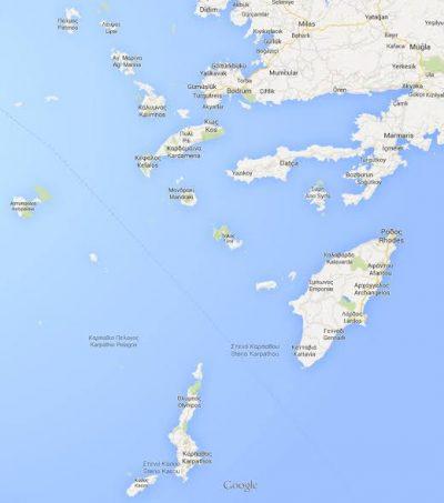 12 Adalar Turu, 12 Island Tour Gocek